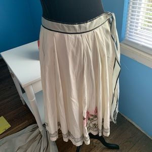 Just in case skirt